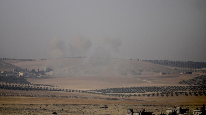 El Bab'taki Türk güçlerine bombalı araç saldırısı