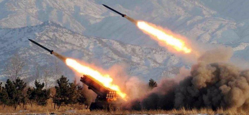 Tailban'dan Bagram Üssü'ne füze saldırısı