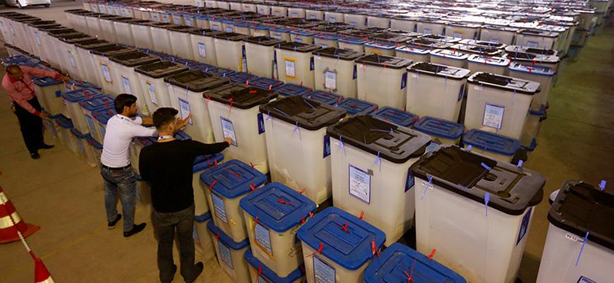 Irak'ta seçim sonuçları kesinleşti