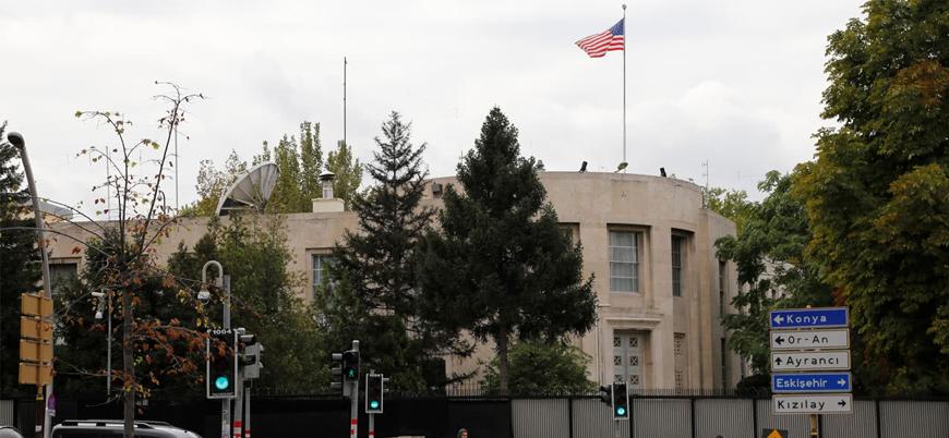 ABD Büyükelçiliği Türkiye'de aranan ismin Tweetini 'beğendi'