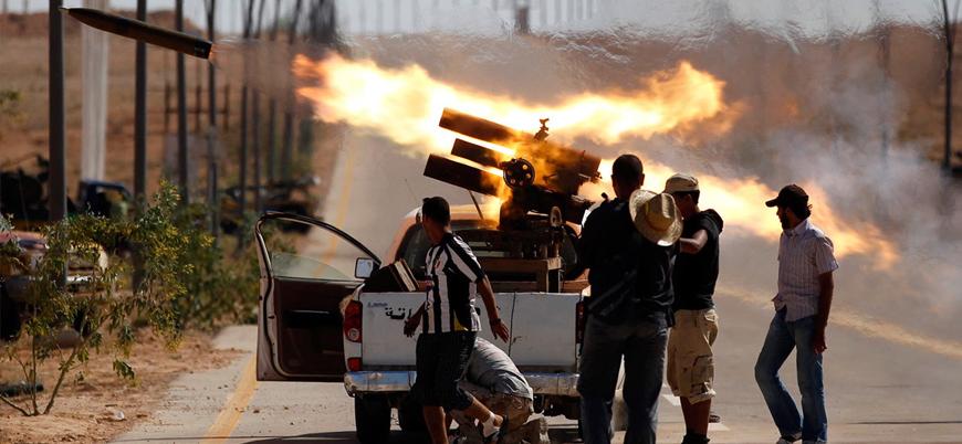 Libya'da bu yıl 130'dan fazla sivil çatışmalarda öldürüldü