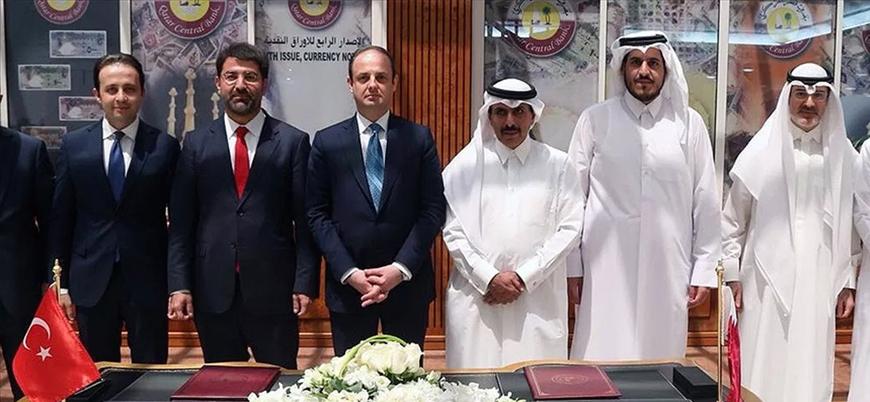 Katar'ın 15 milyar dolarlık Türkiye yatırımında ilk adım