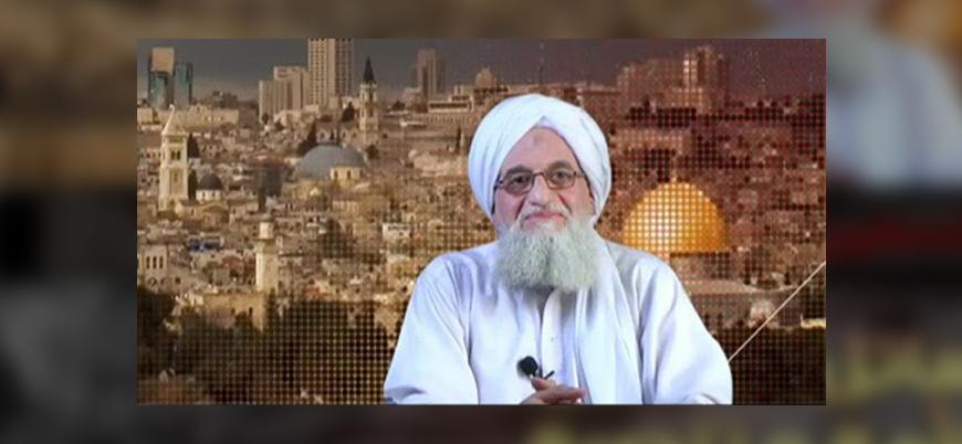 El Kaide lideri Zevahiri'nin 'düşmana karşı birleşmeliyiz' sözü ABD'yi endişelendirdi