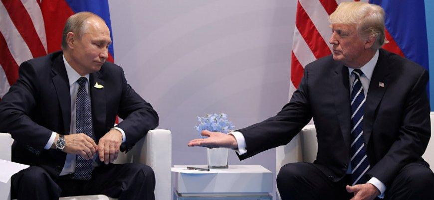 Trump: Rusya G7'ye geri dönmeli