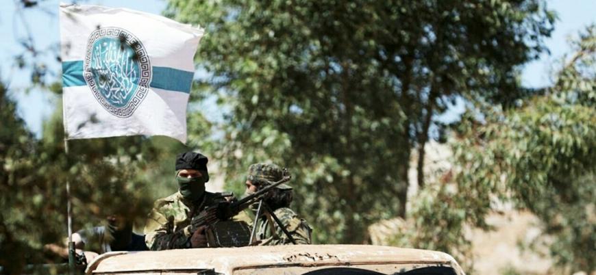HTŞ'den Deyrizor'da rejim güçlerine saldırı