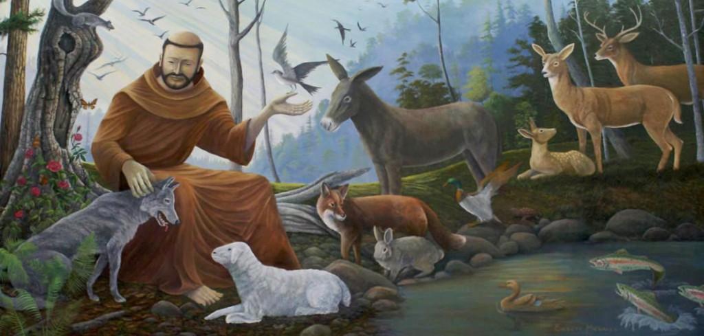 İbadete Dair - Assisili Aziz Francis