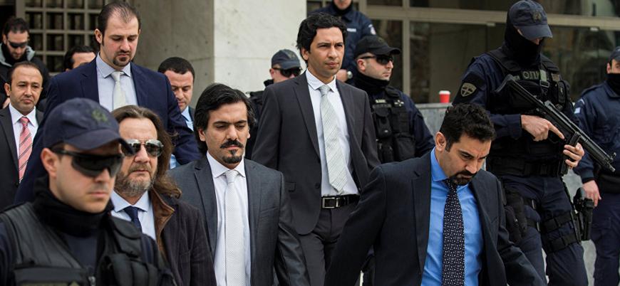 Yunanistan'dan firari bir askere daha iltica hakkı