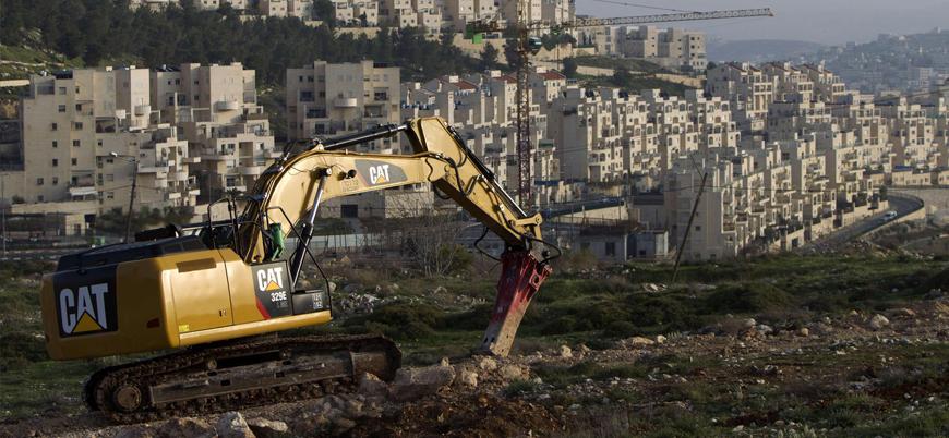 İsrail'den Batı Şeria'da 650 yeni konut kararı