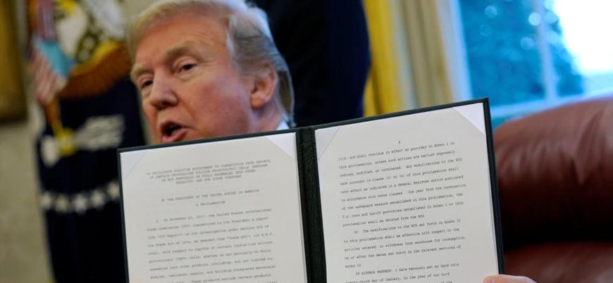 Trump'tan Avrupa'dan gelen araçlara yüzde 25 vergi
