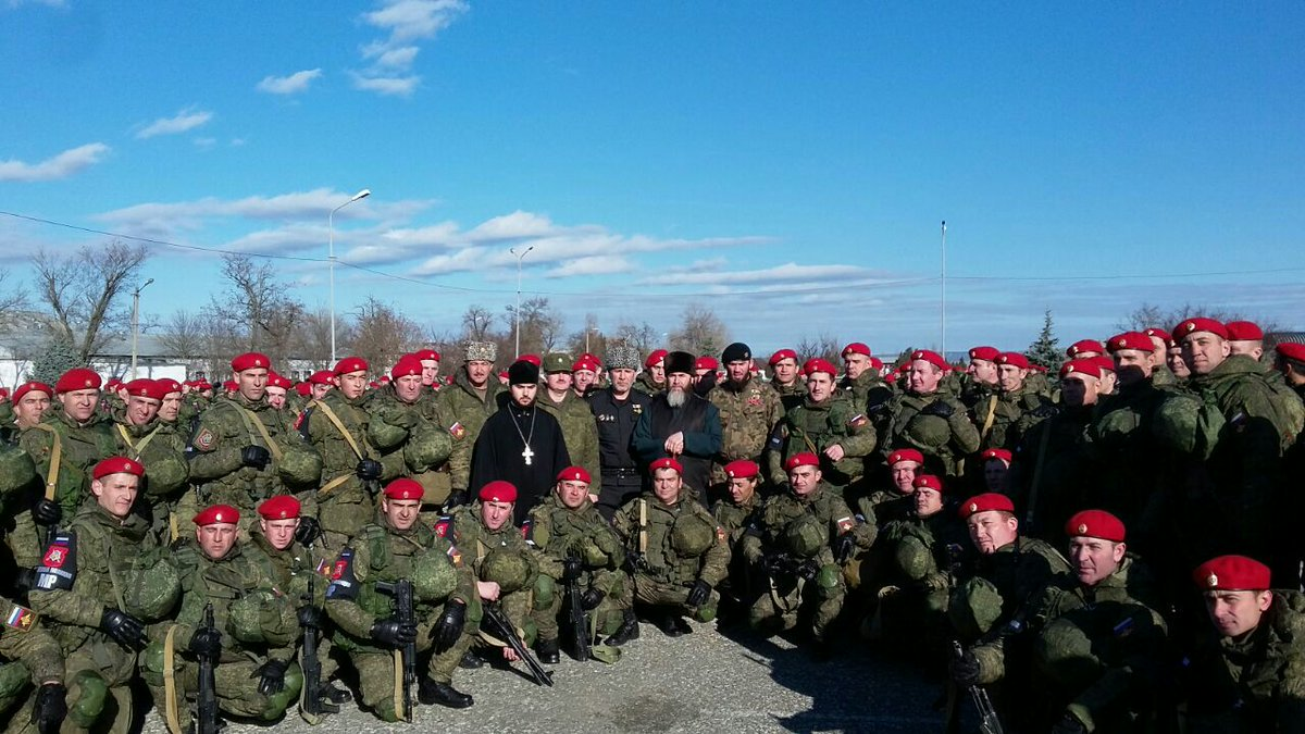 Rus yanlısı Çeçen lider, Suriye'ye asker gönderdi