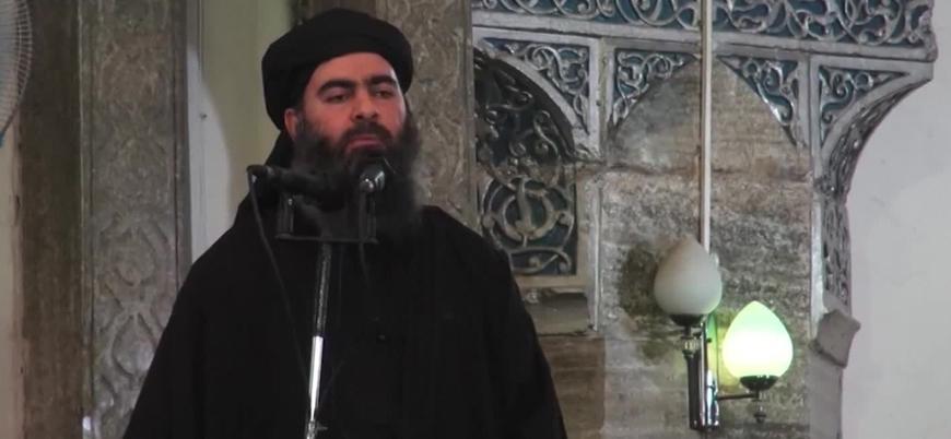 'IŞİD lideri Bağdadi Suriye'de saklanıyor'