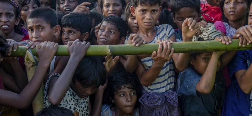 BM: Arakan'da Müslümanlara yönelik zulüm devam ediyor