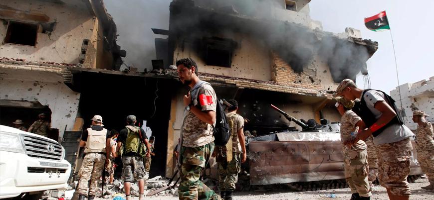IŞİD Libya'da Misrata yakınında saldırdı