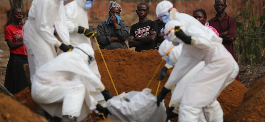 Kenya'da Ebola yeniden ortaya çıktı