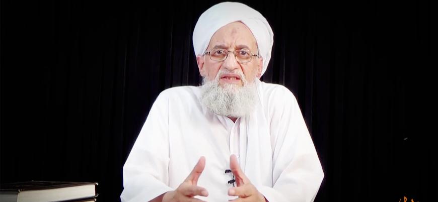 El Kaide lideri Zevahiri'den 'birlik' çağrısı