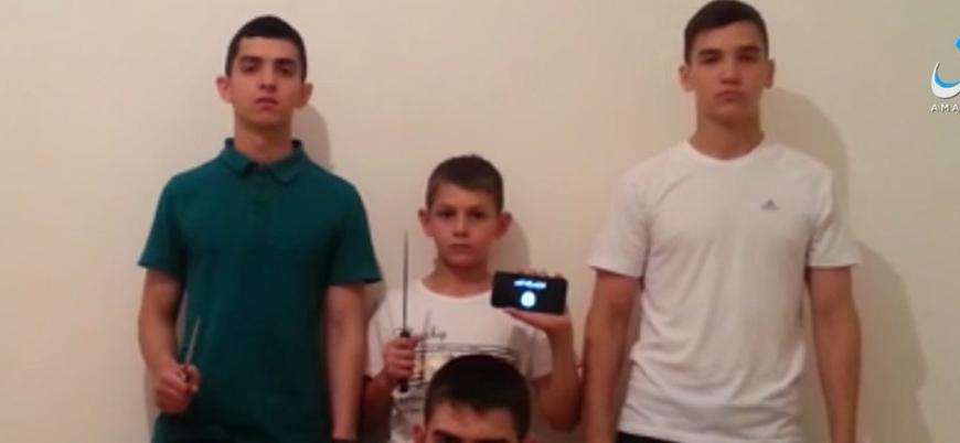 IŞİD Çeçenistan saldırısında çocuk ve gençleri kullandı