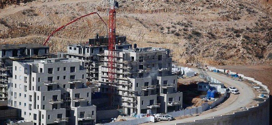 İsrail'in 2 binden fazla yeni konut planına Türkiye'den kınama