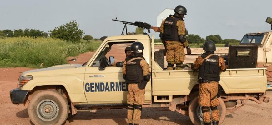 Burkina Faso'da silahlı saldırılar