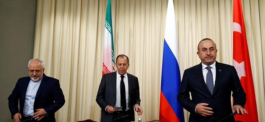 Türkiye, Rusya ve İran'a Cenevre daveti