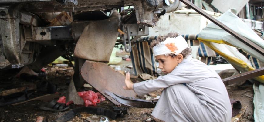 Yemen'de Suudi Arabistan-BAE ittifakı sivil katliamına devam ediyor
