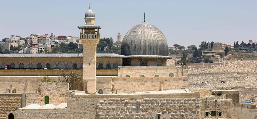 İsrail mahkemesinden Yahudi yerleşimciler lehine Mescid-i Aksa hamlesi