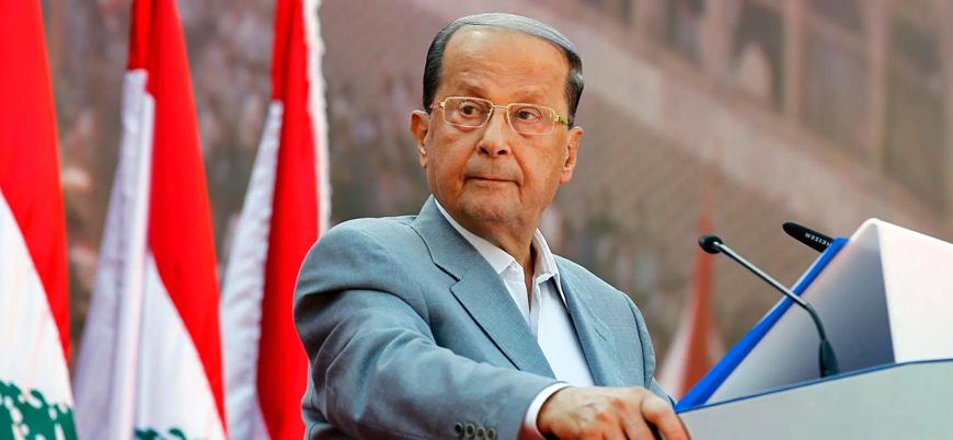 Lübnan Cumhurbaşkanı'ndan ABD'ye 'İsrail'e baskı yapma' çağrısı