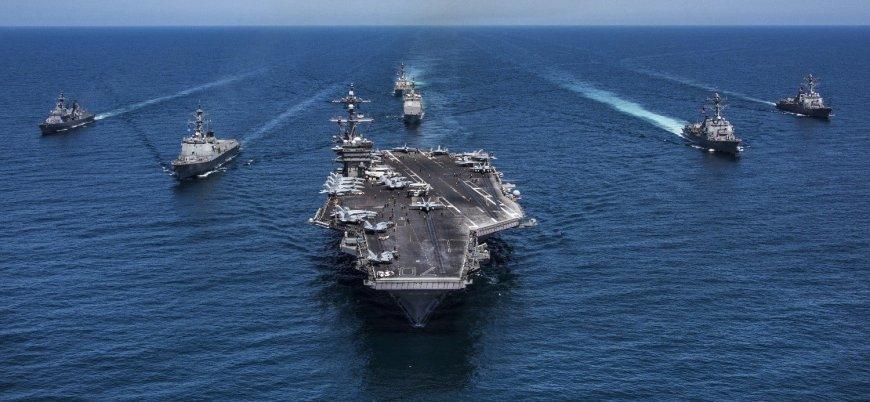 ABD, Rusya'ya karşı Atlantik filosunu yeniden kuruyor