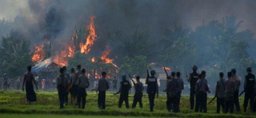 Arakan'da Müslümanlara yönelik Budist zulmü birinci yılında