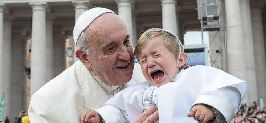 Vatikan'da gündem çocuk istismarı skandalı