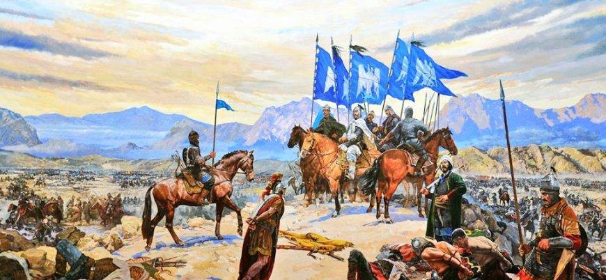 Malazgirt Zaferi'nin 947'nci yıl dönümü
