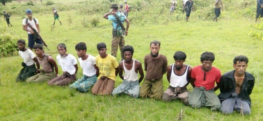 BM: Myanmar ordu generalleri soykırım suçundan yargılanmalı