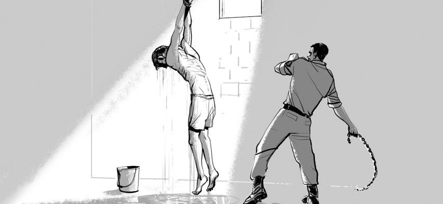 Esed rejimi 14 bin kişiyi işkenceyle öldürdü