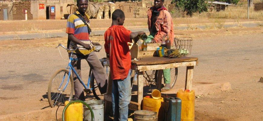 Burkina Faso'nun başkentinde akaryakıt tükendi