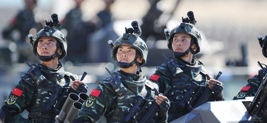 Çin Afganistan'da askeri kamp inşasına başladı