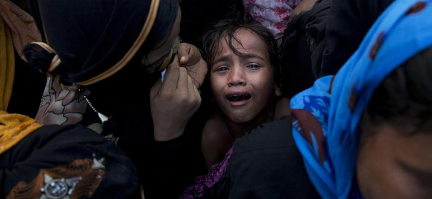 Myanmar hükümeti soykırımı kabul etmedi