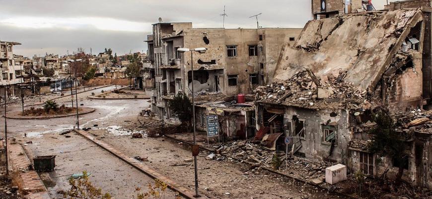"""""""Suriye'de 3 milyon insan rejim saldırısı tehdidiyle yaşıyor"""""""