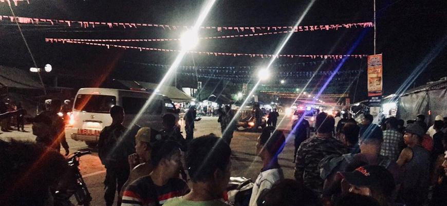 Filipinler'de Müslüman bölgesinde bombalı saldırı