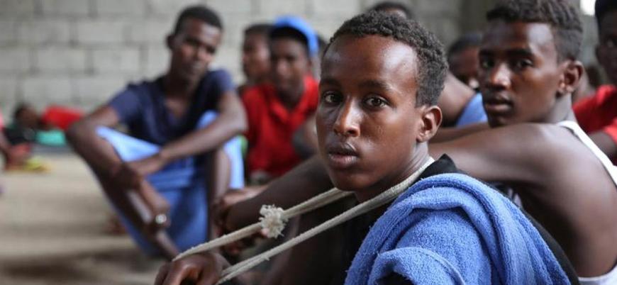 Yemen Somalili mültecileri ülkelerine gönderiyor