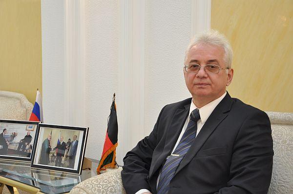 Rus büyükelçi: Taliban ile irtibattayız