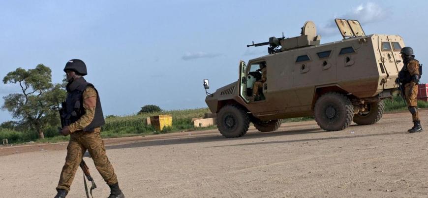 Burkina Faso'da altın madeni konvoyuna saldırı: Sivil ve asker 37 ölü
