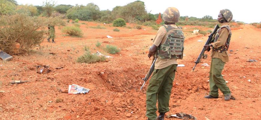 Eş Şebab Kenya ordusunu vurdu: '20 asker öldürüldü'