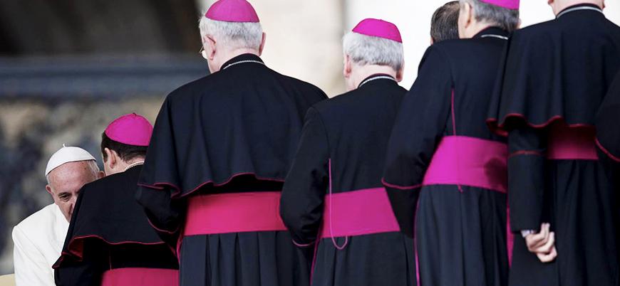 Vatikan'ın çocuk istismarcısı rahipleri