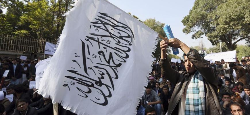 """Taliban'dan """"Hz. Muhammed karikatürü yarışması"""" açıklaması"""