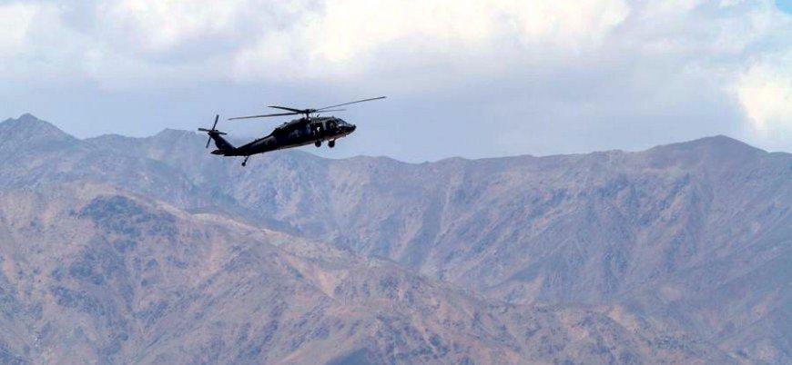 Taliban: Nuristan'da helikopter düşürdük