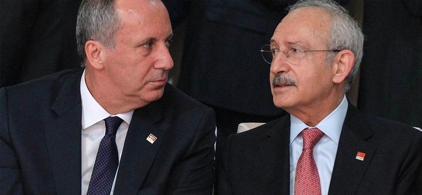 """İnce, CHP içindeki 'grupları' hedef aldı: """"Beni yıpratmak için harcadıkları enerjiyi AKP'ye karşı harcasalar iktidar oluruz"""""""