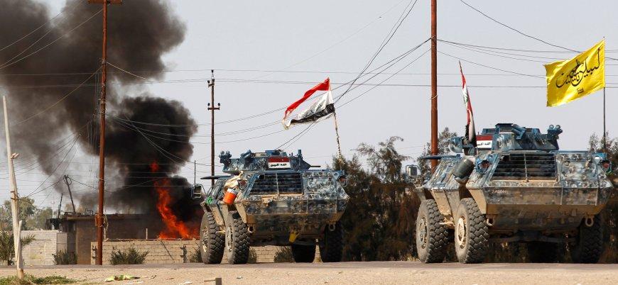 Haşdi Şabi ve rejim güçleri Suriye'de çatıştı