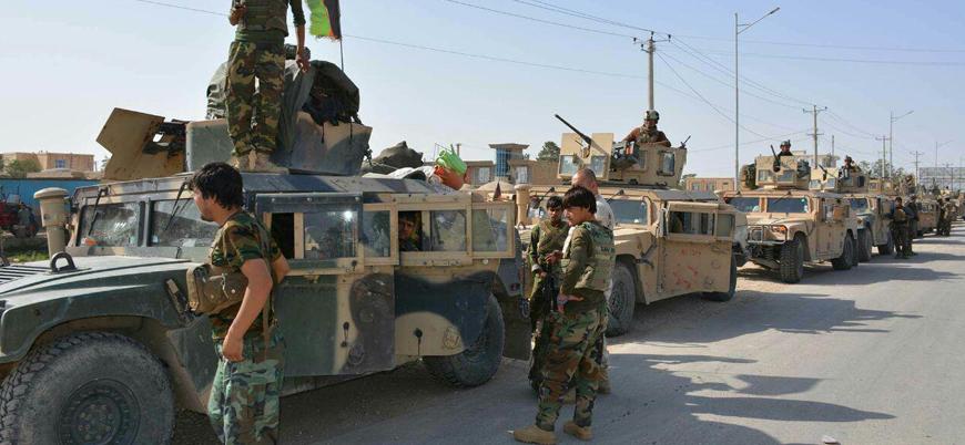 Kabil hükümeti: Taliban Feryab'ı kuşatıyor, il merkezi ele geçirilebilir