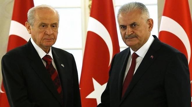 AK Parti ve MHP yeni anayasada anlaştı