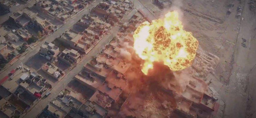 IŞİD'den Haseke'de ABD konvoyuna saldırı
