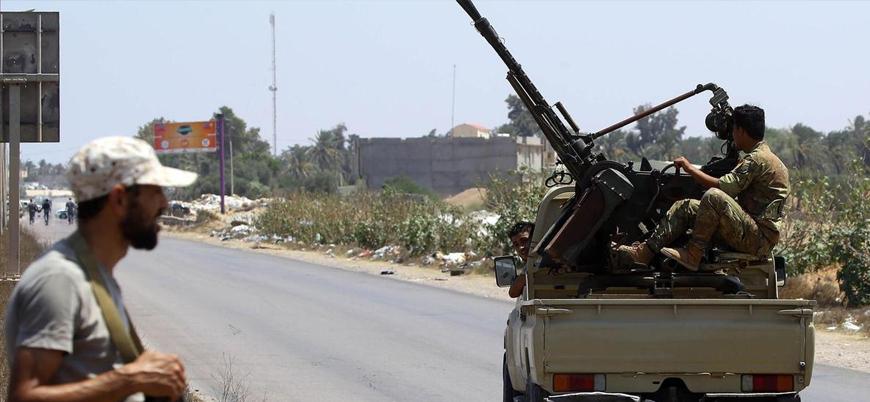 Libya'nın başkenti Trablus'ta çatışmalar: 100'den fazla ölü ve yaralı